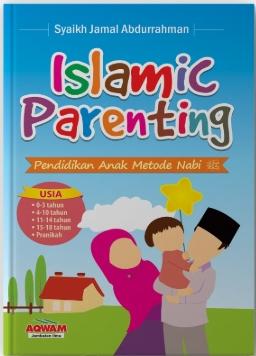 parenting islami buku parenting islami materi parenting islami
